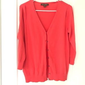 Tommy Bahama cardigan sweater button down